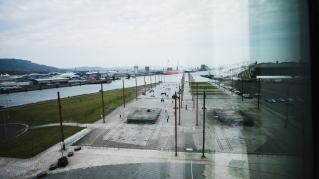 auf dem Platz wurde die Titanic erbaut